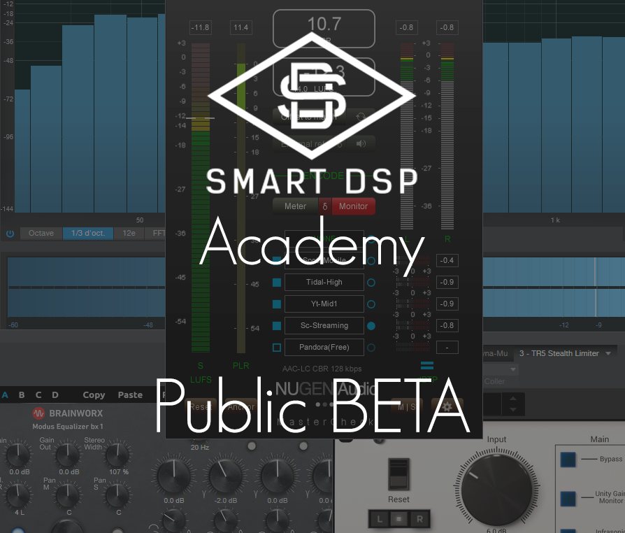 Smart DSP Academy Public Beta